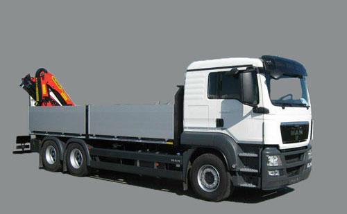 transport ciężarowy hds łódź